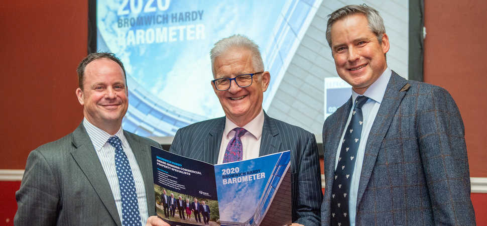 Bromwich Hardy Barometer launched at special event