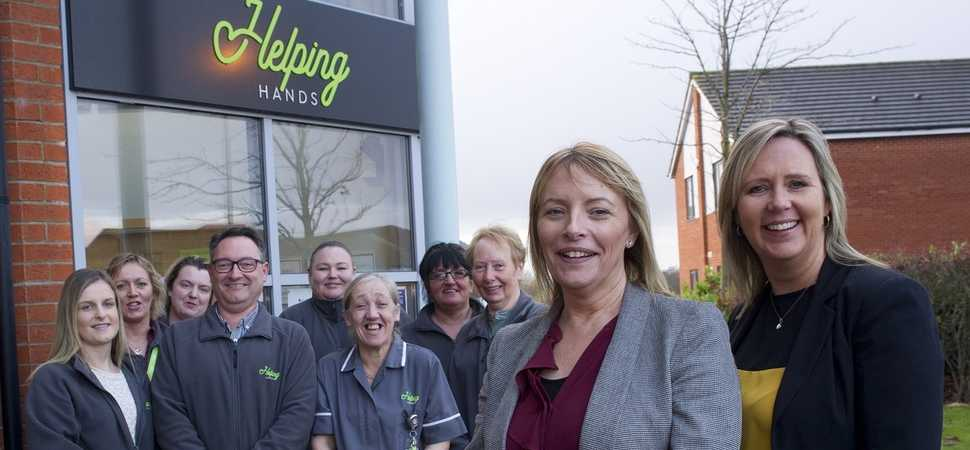 Specialist care service secures 'good' rating in first inspection