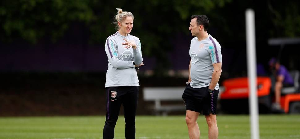 England Women's Dawn Scott embarks on sporting director qualification