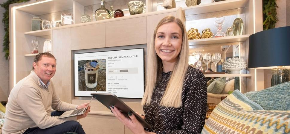 Yorkshire interiors business invests £40,000 in new e-commerce platform