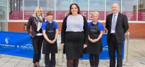 Carringtons Catering nurtures working parents in the hospitality sector