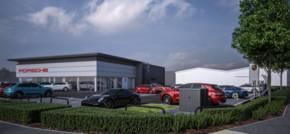Work to start on new Porsche Centre York