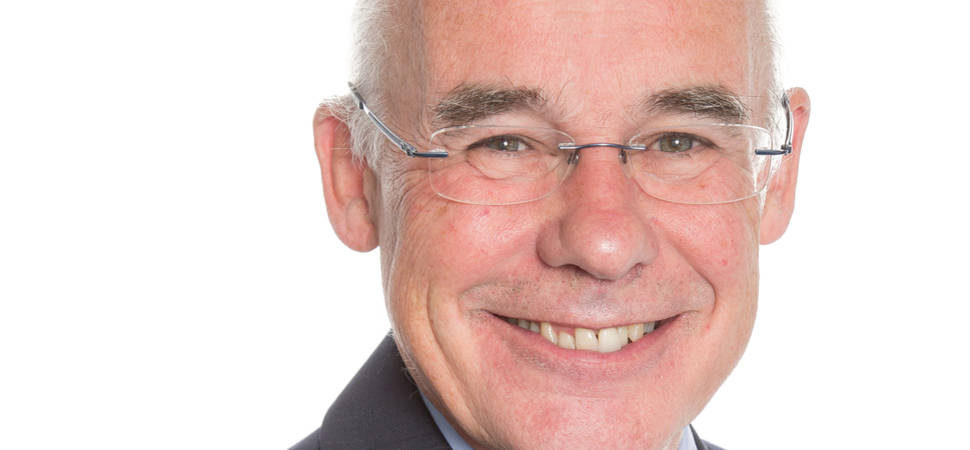 Nigel Priestley of Ridley and Hall honoured with an MBE
