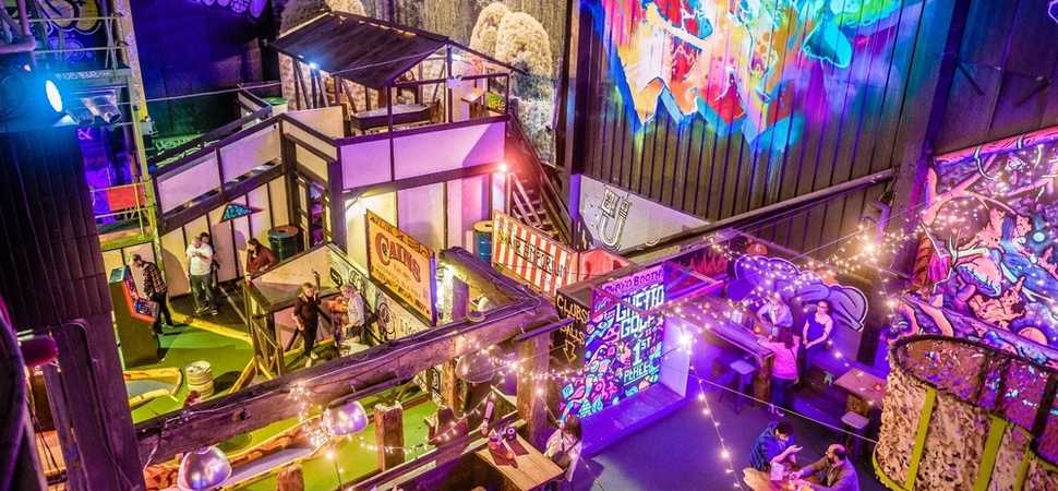 Ghetto Golf Set To Swing Into Newcastle This Summer