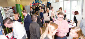 Free networking meeting launches ahead of Leigh Business Expo's fifth year