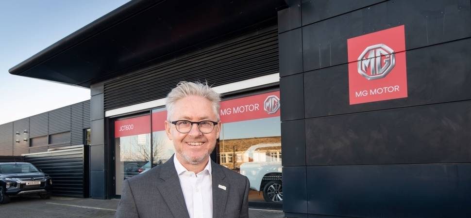 JCT600 adds MG Motor UK to its stable of car marques