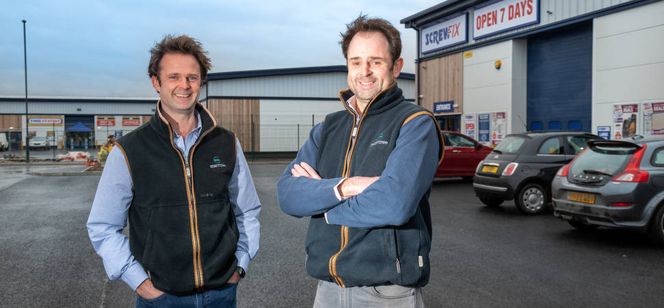 80 new jobs in Thirsk as Marrtree completes phase one of £5.5m business park