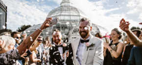 Liverpool's iconic wedding venue crowned winner in national awards