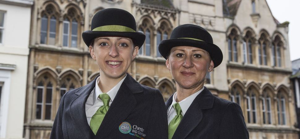 Welcome Ambassadors in Chester hit 15,000 visitor milestone