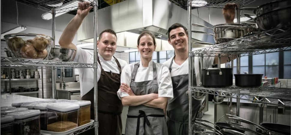 Women in the Food Industry Interview with Cindy Challoner on Great British Menu