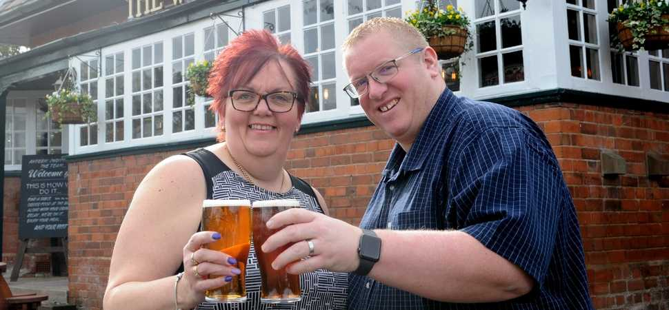 Elmesthorpe pub reopens with a fresh new look