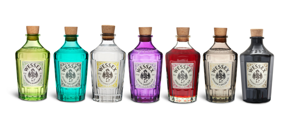 Wessex Distillery & The SEO Works raise a glass