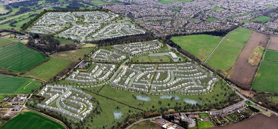 Plan by Newcastle architects for 500 new homes get green light