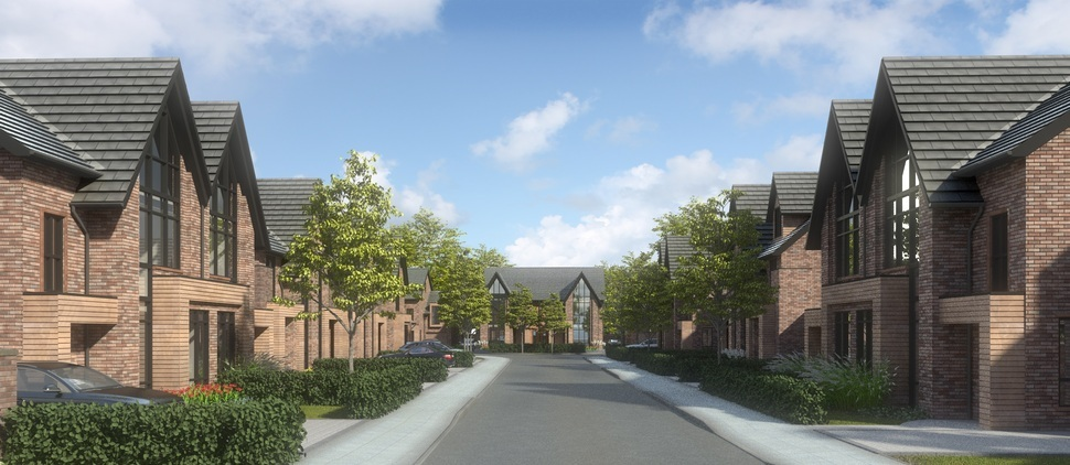 Altrincham-based Calderpeel Architects nets trio of luxury homes schemes