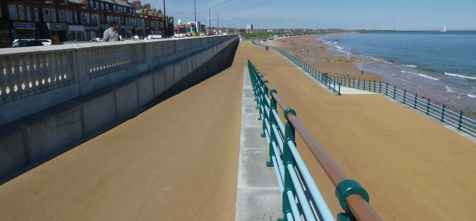 North Tyneside project recognised at prestigious civil engineering awards