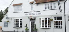 Chalfont St Giles pub re-opens with fresh new look