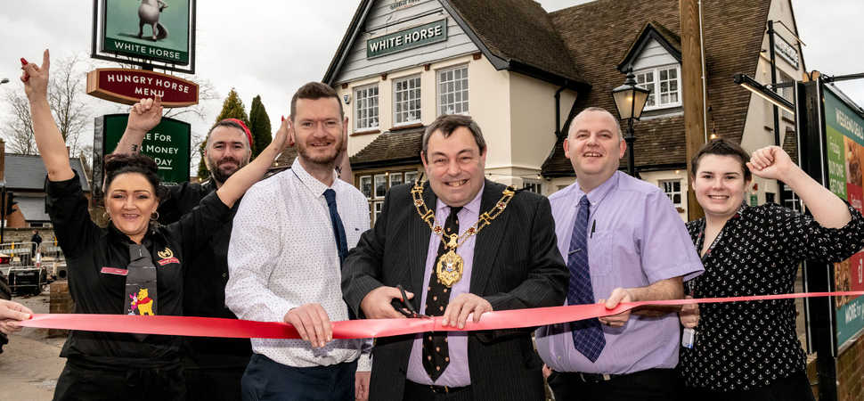 Oxford pub sports a new look following six-figure investment