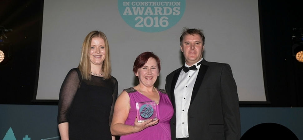 DSG Recognised for Bringing Women into Construction