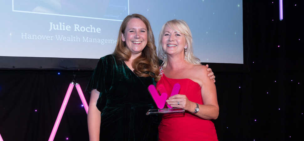 Liverpool Financial Adviser Scoops Top National Award