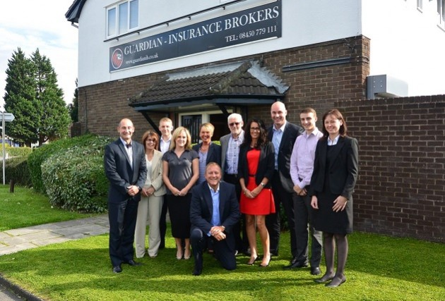 Commercial Insurance Brokers >> Wigan Based Commercial Insurance Brokers Celebrates Successful First