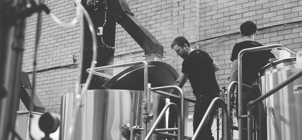 Institute of Directors' brewery visit goes down smoothly