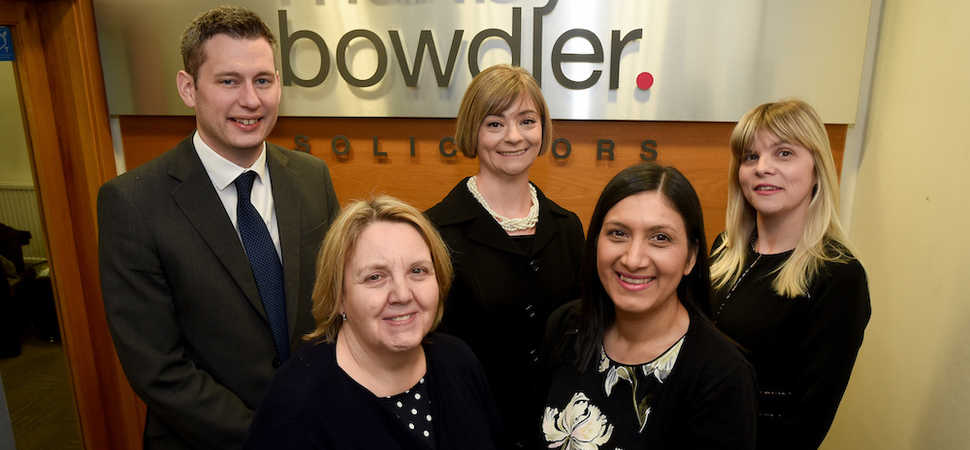 New appointments at Midlands law firm