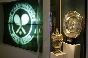 Game, Set And Match As Mather & Co Returns To Wimbledon Museum For New Exhibits