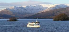 Warm welcome in Windermere when it's cold in Cumbria