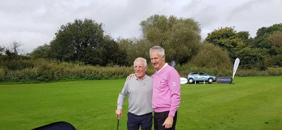 LeasingOptions.co.uk Gets Didsbury Golfers to Chip In for Prostate Cancer UK
