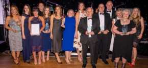 North East Hotels Association honours winners of its Excellence Awards