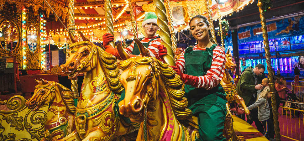 Winter Wonderland Set to Return To Manchester This Christmas