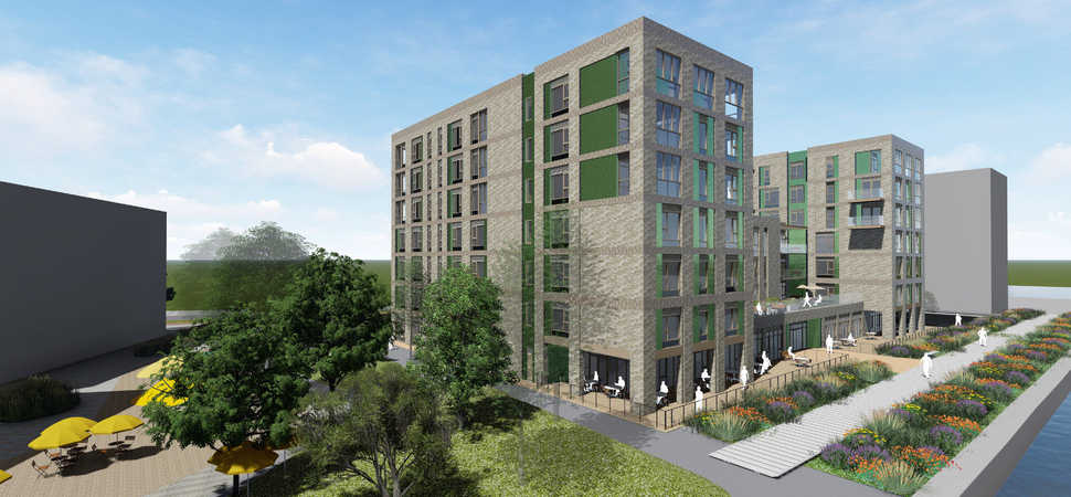 TRP appointed to £15m Wirral Waters care home plan
