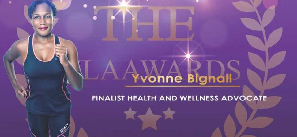 Radstock Business Woman Wins International Health & Wellness Advocate Title