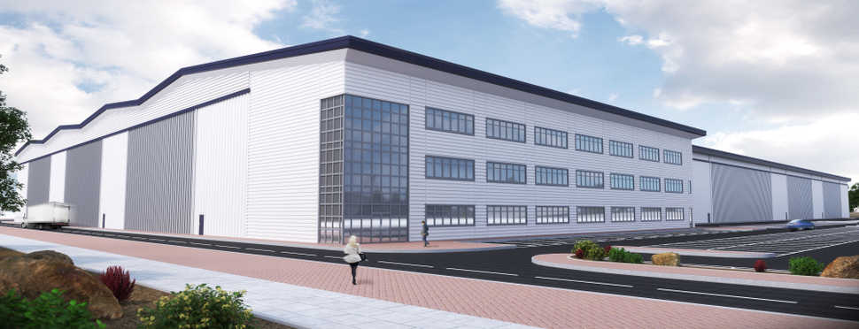 MCR Property Group acquires 370,000 sq. ft. industrial site