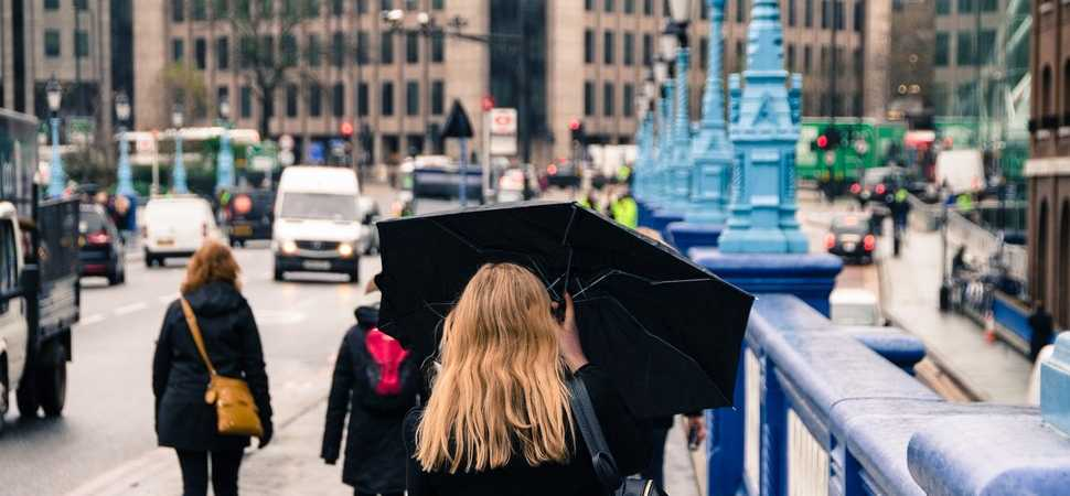 Fulton Umbrellas find out which British cities are the windiest