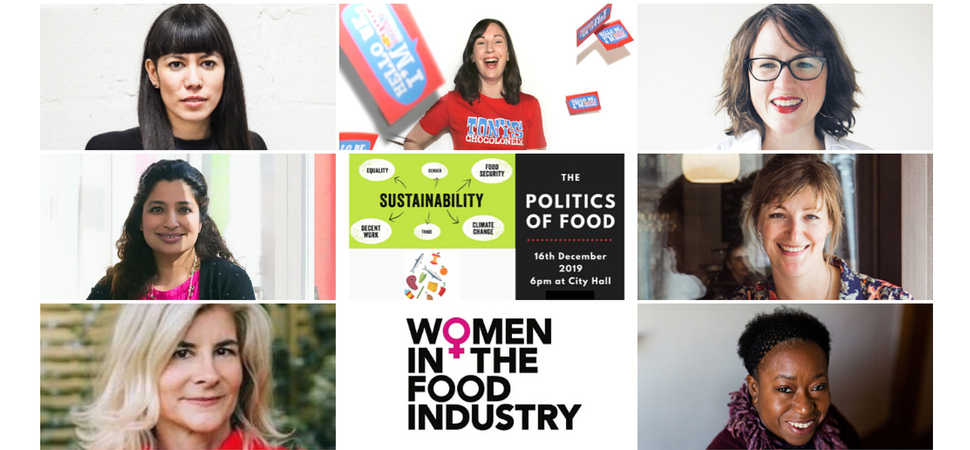 Women in The Food Industry The Politics of Food Debate at City Hall