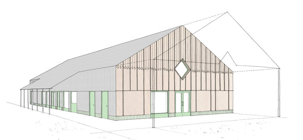 Plans for new County Durham farm experience centre submitted