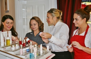 Woodlands Beauty Clinic celebrates successful wellbeing and anti-ageing event