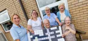 Burnley Care Home celebrates CQC Success