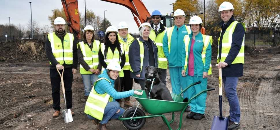 MC Construction appointed to build new £2.4m Pet Wellbeing Centre for PDSA