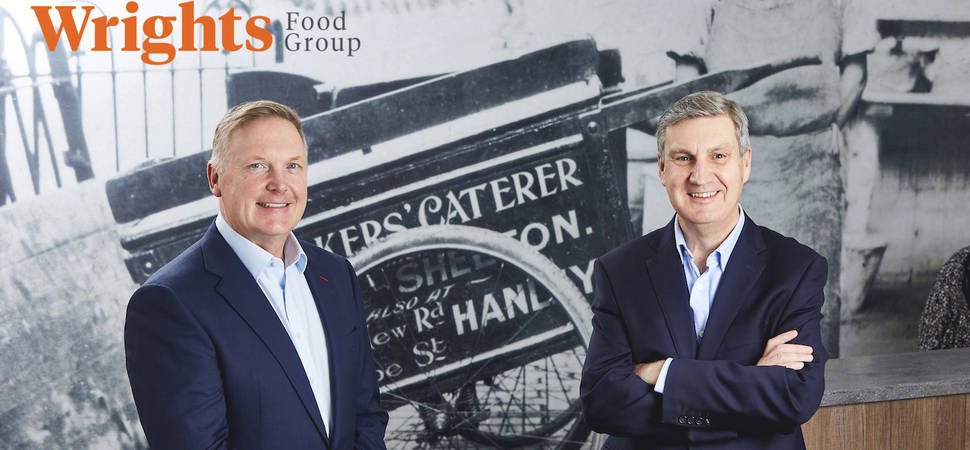 Crewe manufacturer Wrights Food Group appoints new managing director