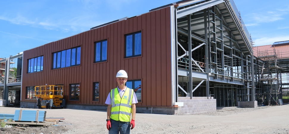 Pioneering use of BIM technology saves time in Holyhead school construction