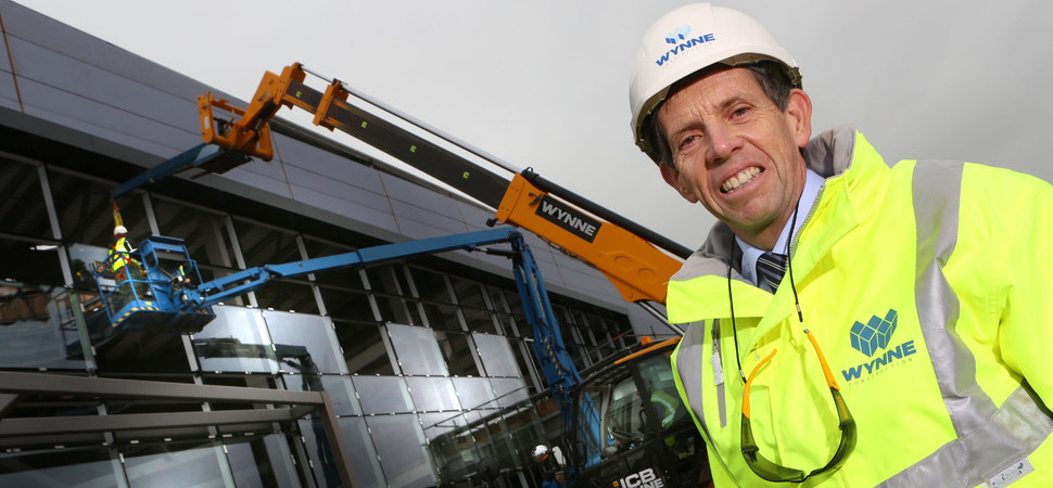 Wynne reinvests in North Wales economy following £56m in contract win
