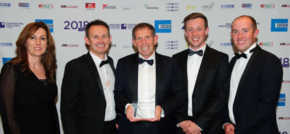 Wynne Construction wins big at national industry awards