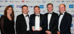 North Wales firm Wynne Construction wins big at national industry awards