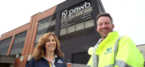 Wynne Construction achieves high local employment at arts and retail project