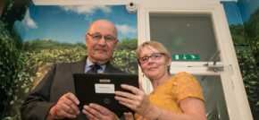 Chesterfield care home embraces new safeguarding cameras