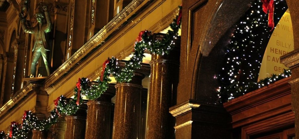 Christmastime is here again at Blakes Restaurant