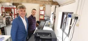 Warwickshire printing business secures funding