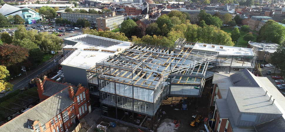 Progress on the Yale site redevelopment scheme ahead of schedule